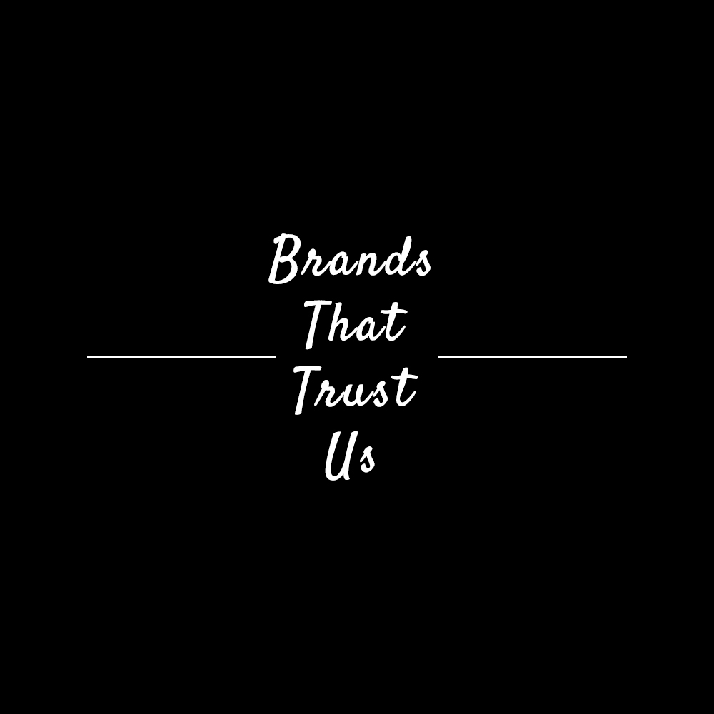 Brand that trust us
